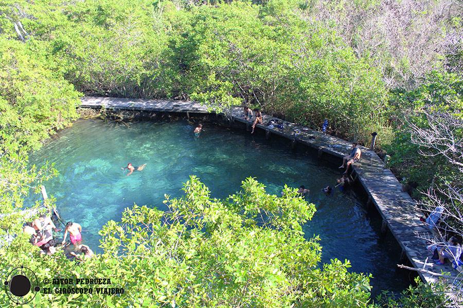 Cenote Yalaha