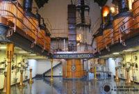 Visita a la Fábrica de Anís del Mono en Badalona