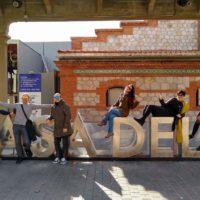 El Giróscopo Viajero en Fitur 2019, Madrid