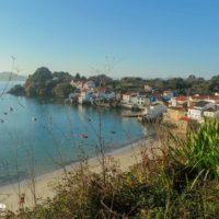 Un paseo por la ría de Ares en Galicia: entre los pueblos marineros de Redes y Ares