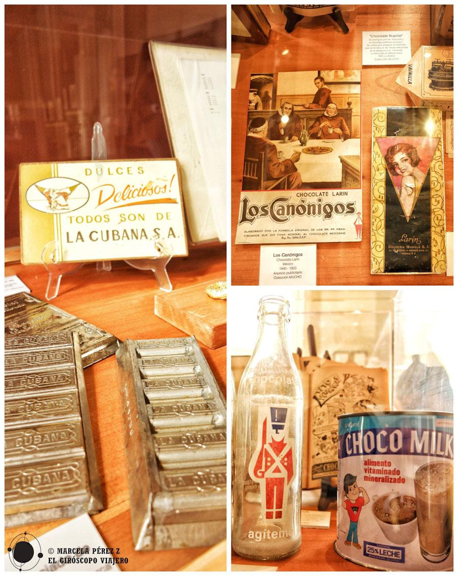 Marcas de chocolate por el mundo con el paso del tiempo ©Marcela Pérez Z.