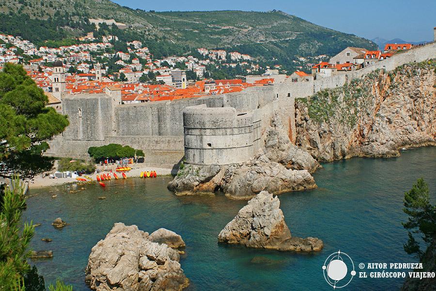 Dubrovnik, escenario de Juego de Tronos recreando Desembarco del Rey