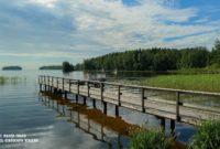 Ruta por Finlandia en verano. La región del Lago Pyhajarvi