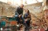 Buceando en la Librería Acqua Alta de Venecia