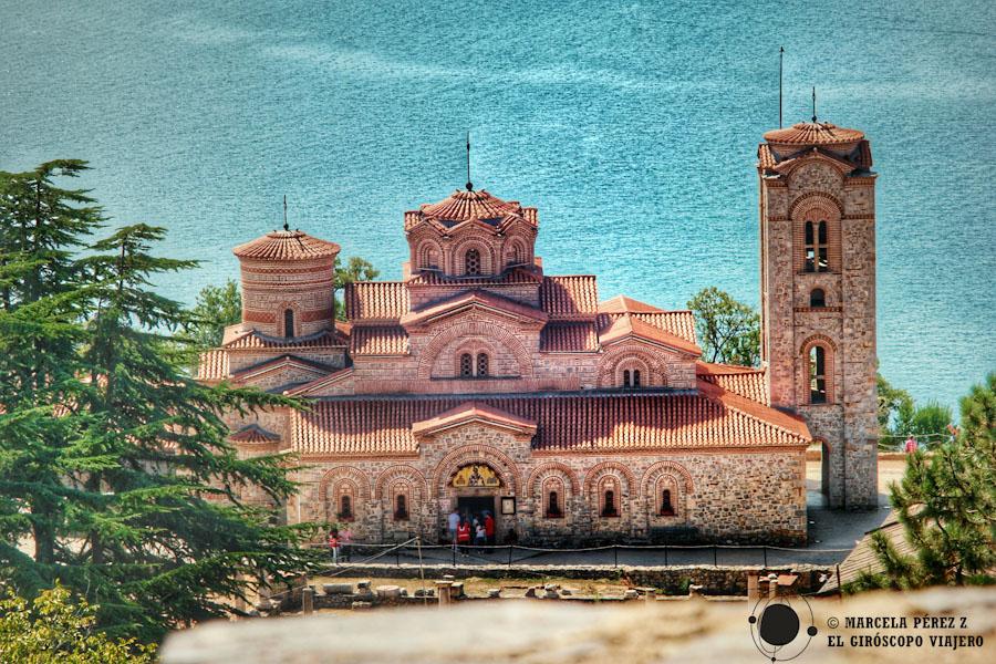 Monasterio de San Pantaleón ©Marcela Pérez Z.
