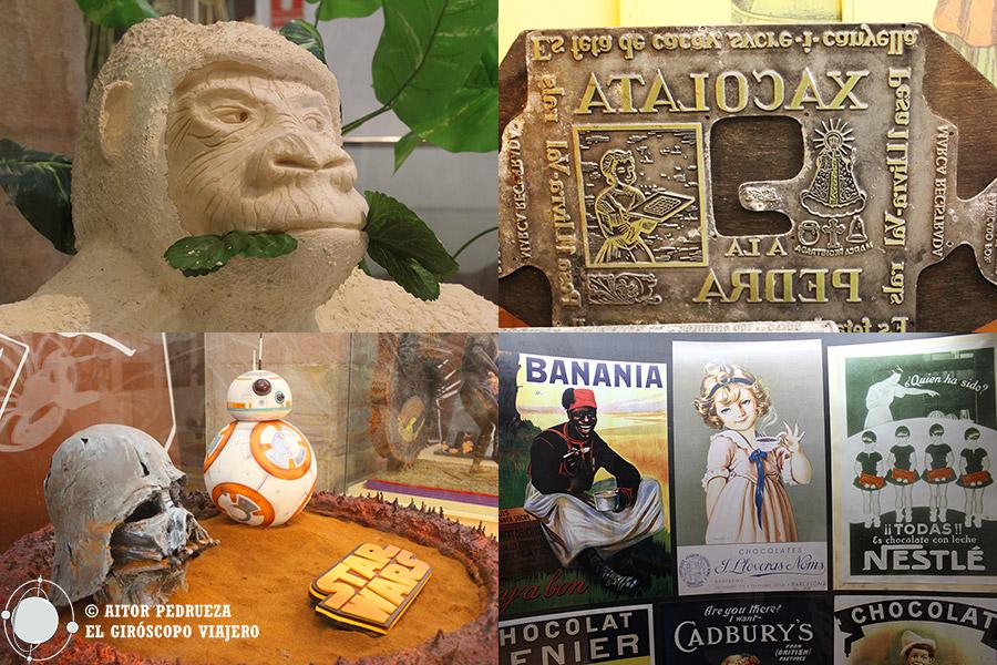 Visita al Museo del Chocolate de Barcelona