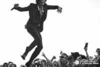 Nick Cave en el Pori Jazz Festival, Terciopelo negro bajo el sol de medianoche