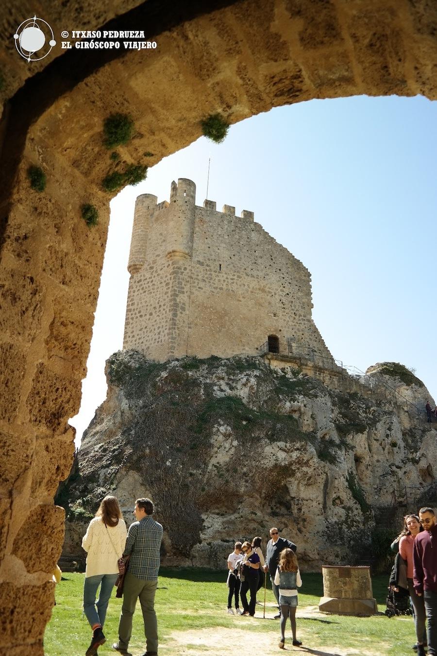 Visita al castillo de Frías