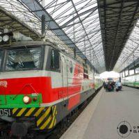 Es fácil viajar en tren por Finlandia con VR