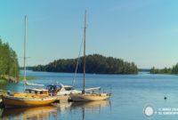 Road trip veraniego por 4 Parques Nacionales de Finlandia.  Parque Nacional de Linnansaari