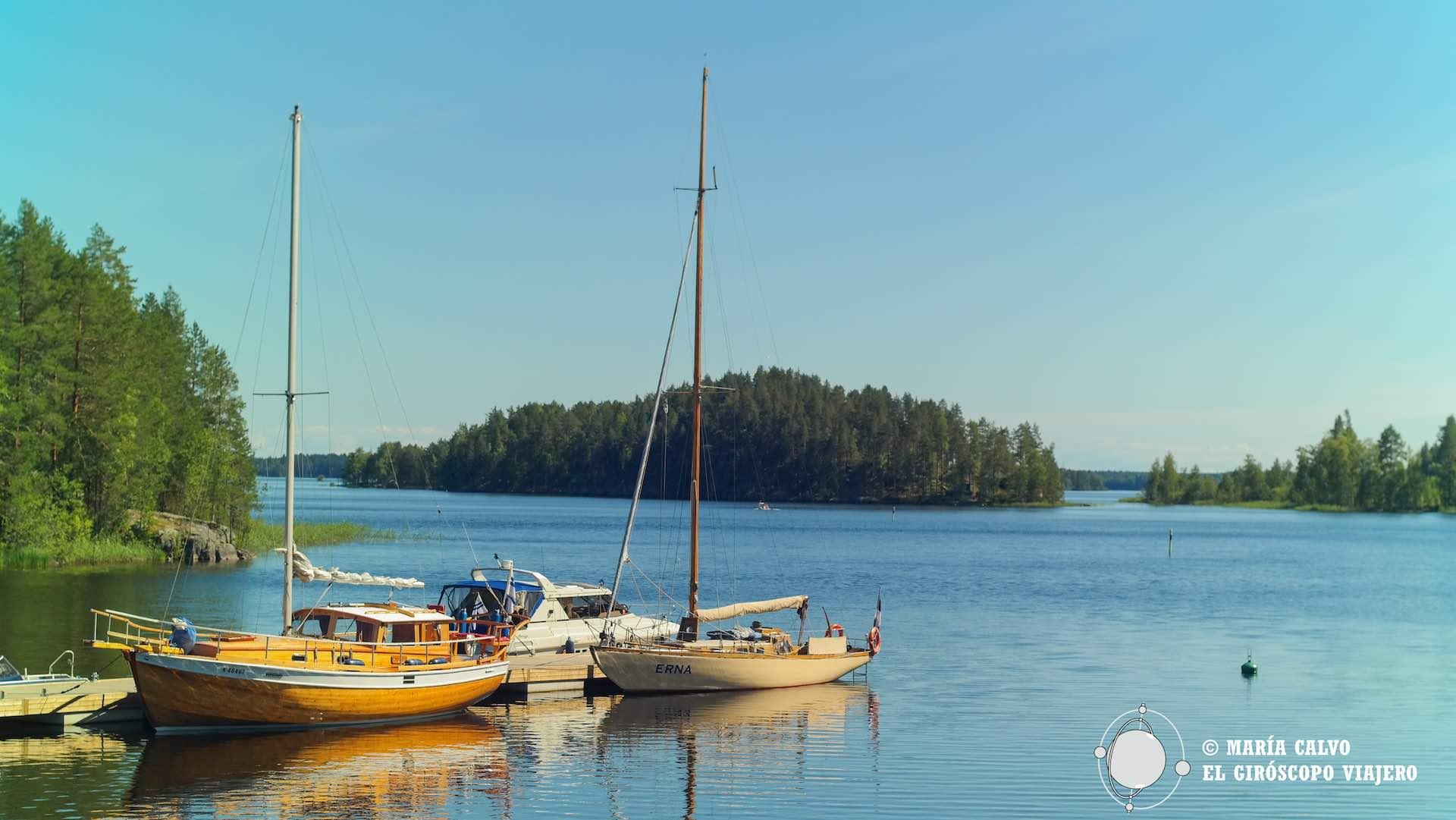 c3585ee95c5 Road trip veraniego por 4 Parques Nacionales de Finlandia. Parque Nacional  de Linnansaari -