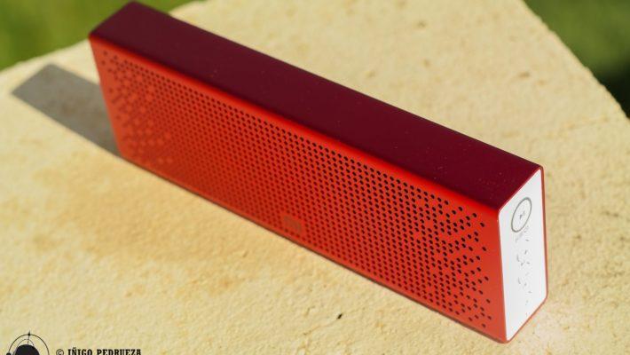 Altavoz bluetooth Xiaomi MI Speaker, diseño, calidad y precio