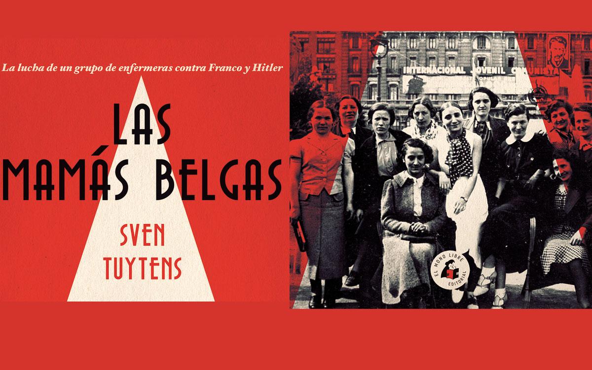 Libro las Mamás Belgas de Sven Tuytens