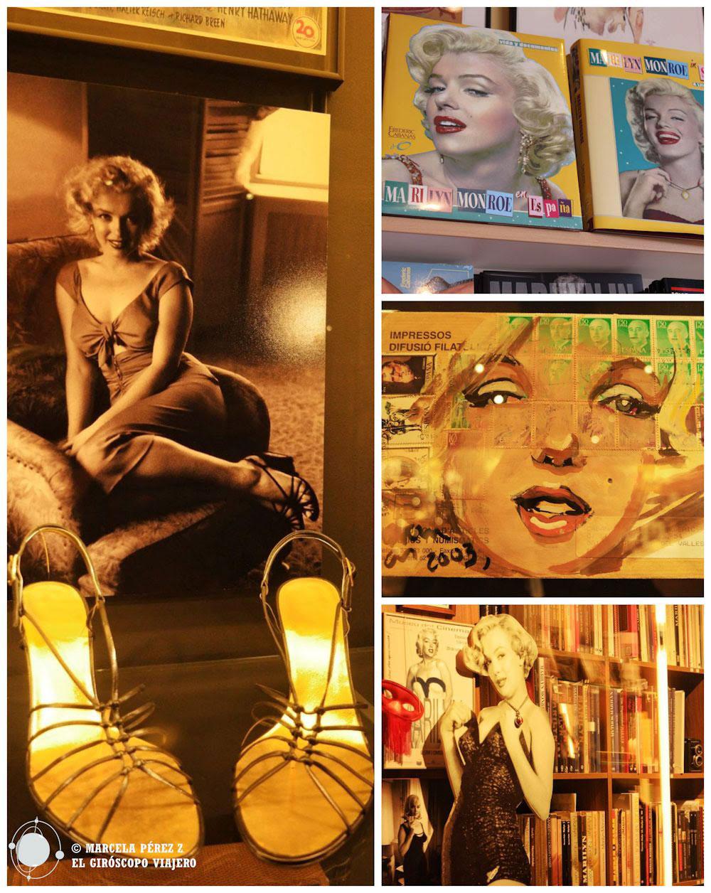 Museo de Marilyn Monroe en Cal Gerrer
