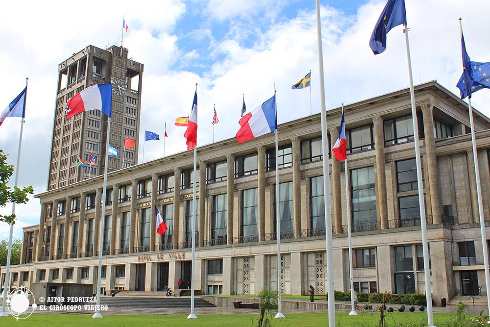 Ayuntamiento de le Havre
