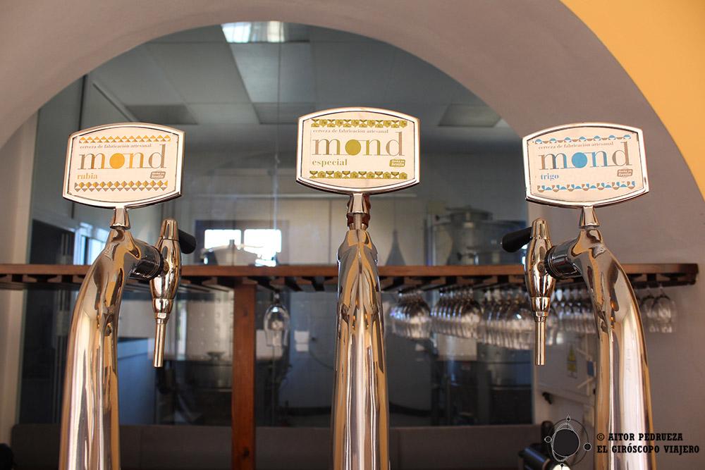 Tiradores de Cervezas Mond