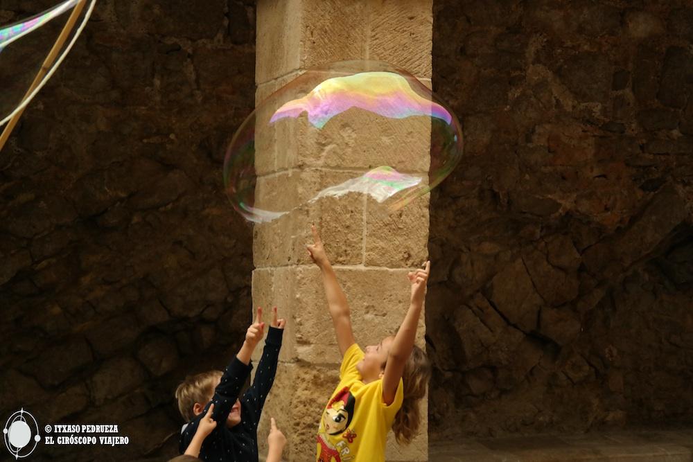 Visitas teatralizadas en Dalt Vila