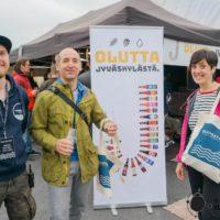 Olut Satama – Jyväskylä, una feria de cerveza muy diferente en Finlandia.