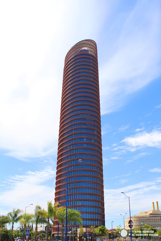 Torre Sevilla, obra del arquitecto César Pelli