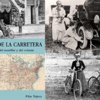 """Libro Reinas de la Carretera, """"Pioneras del manillar y del volante"""""""