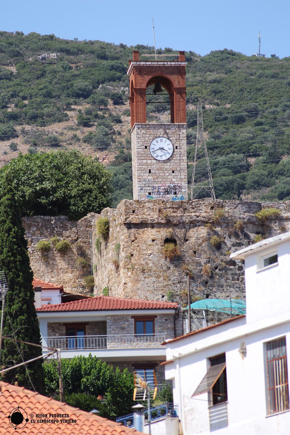 Torre del Reloj de Lepanto