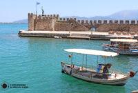 Turismo en Lepanto, la ciudad de Grecia que honra a Cervantes