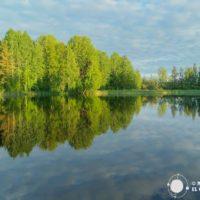 Ruta por el Lago Saimaa. De Imatra a Lappeenranta, Carelia del Sur, Finlandia