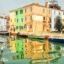 Excursión a las islas vénetas de Murano, Burano y Torcello