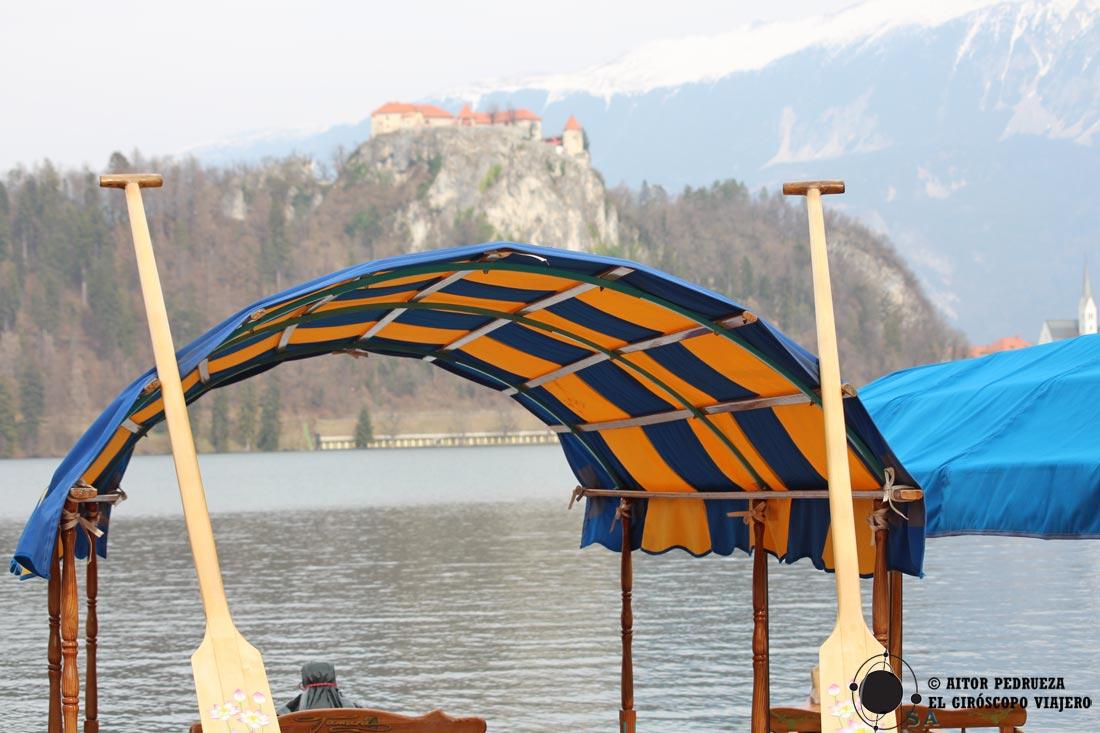 Lago de Bled, destino imprescindible del viaje a Eslovenia