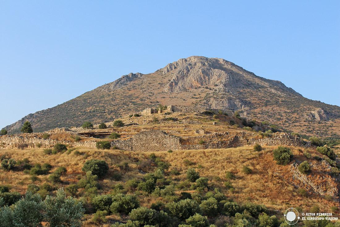 Acrópolis de Micenas