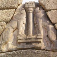 Visita al Palacio de Micenas en Grecia