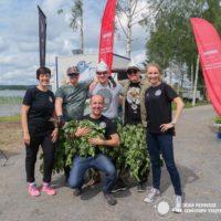 Semana de la Sauna de Jyväskylä II. Campeonato mundial de calentamiento de sauna