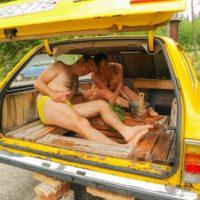Invocando el Löyly en las saunas de Finlandia. Semana de la Sauna de Jyväskylä