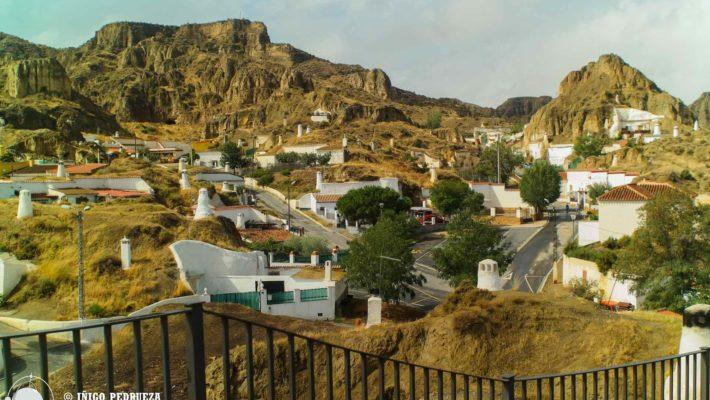 Ruta fascinante por las cuevas habitadas de Guadix, Granada