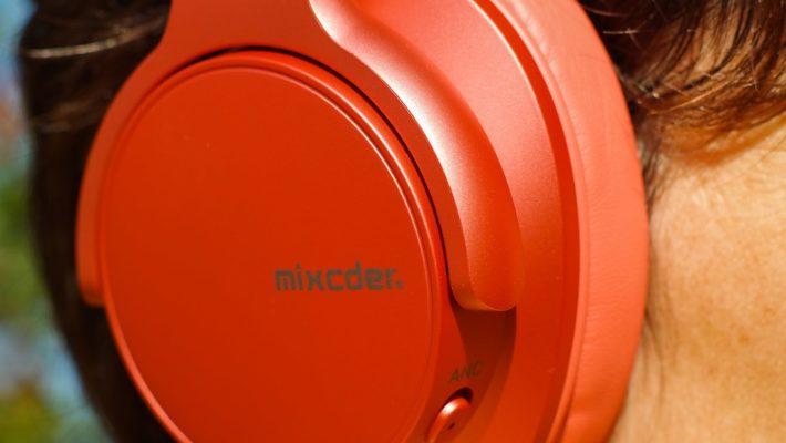 Auriculares bluetooth para viajes con excelente calidad/precio y diseño: Mixcder E7