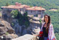 Visita a los Monasterios de Meteora en Grecia