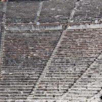 Visita al yacimiento de la antigua ciudad griega de Epidauro