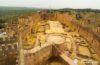 El Castillo de Burgalimar, una joya almohade en Baños de la Encina, Jaen