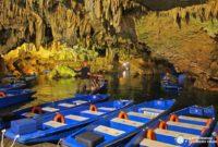 Las Cuevas de Vlichada en Diros. Peloponeso