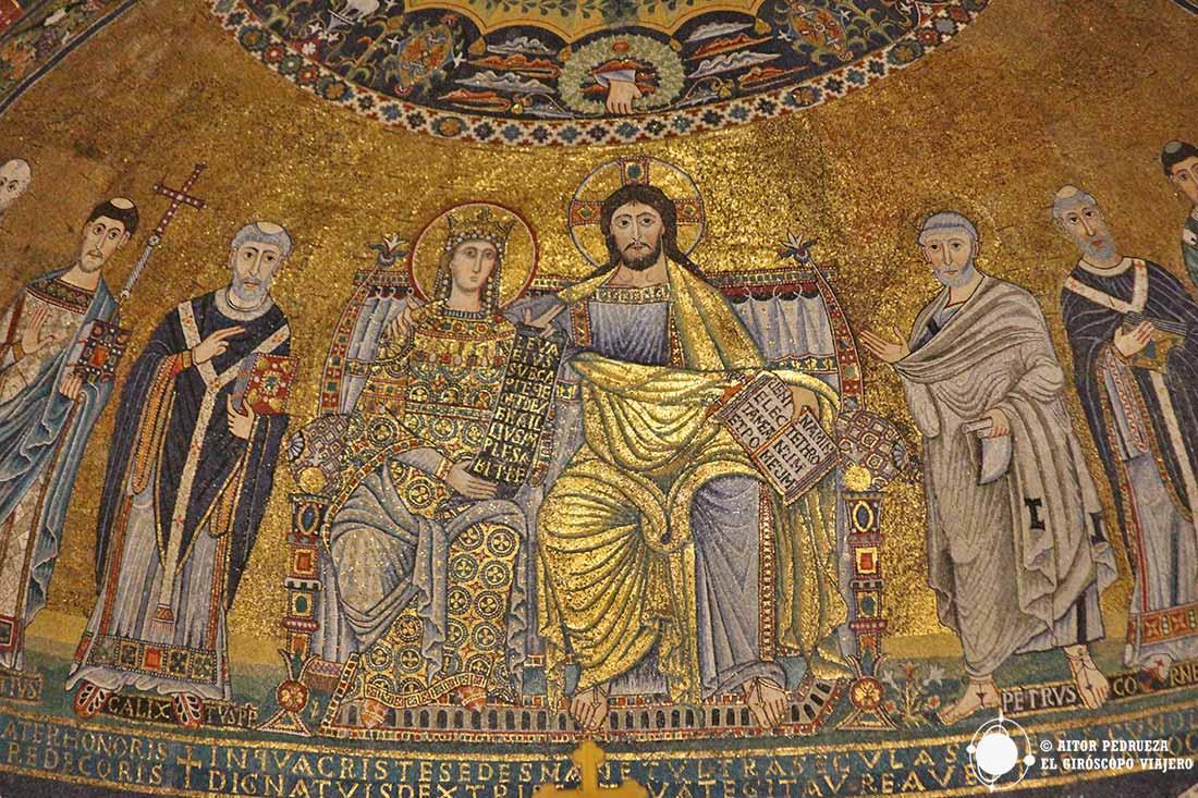 Mosaico de Santa María