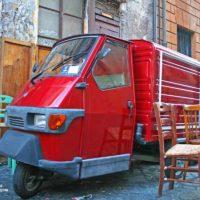 Amor y odio por el barrio del Trastevere de Roma