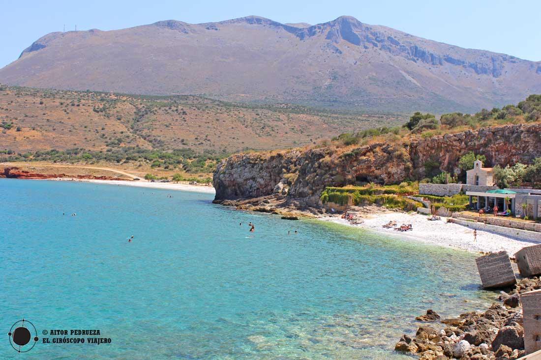 Playa de Diros