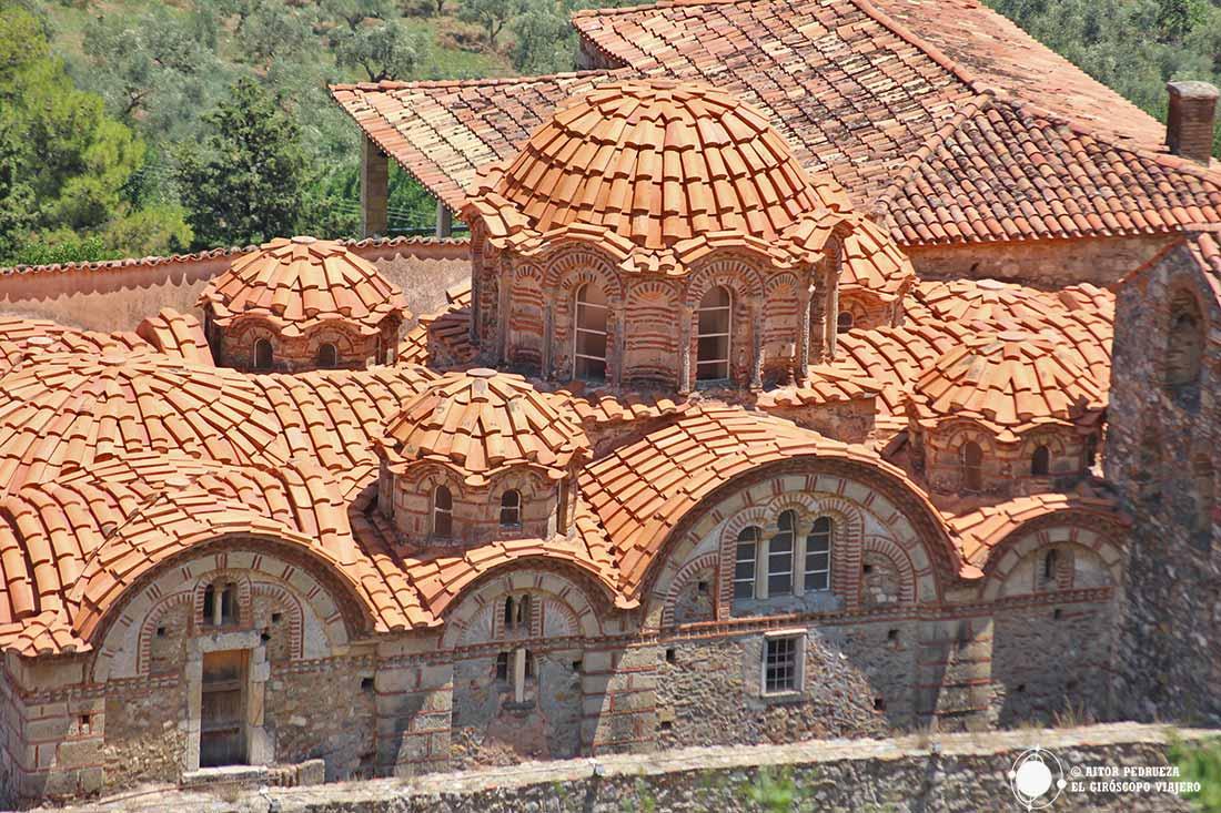Catedral de Mystras