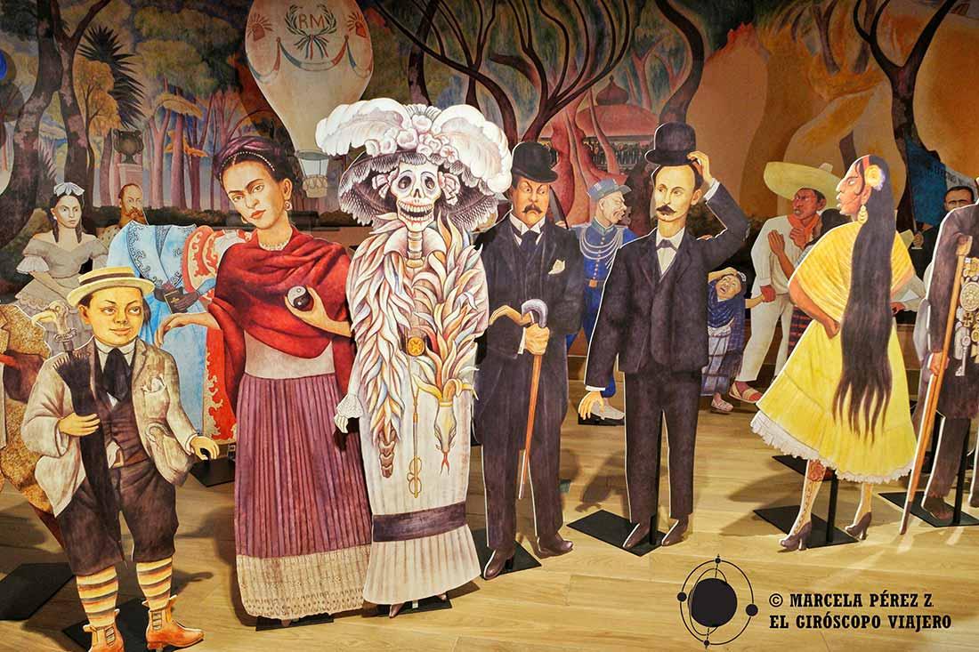 Exposición Diego Rivera en Casa México Madrid