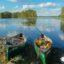 Nostalgia de verano en el corazón del Parque Nacional de Petkeljärvi, Finlandia