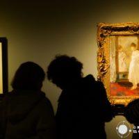 La mirada revolucionaria de la fotografía y el impresionismo. Museo Thyssen de Madrid