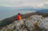 Subida al Monte Cerredo desde Castro Urdiales. Panorámicas del Cantábrico