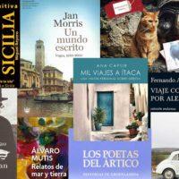 Ideas de Libros de viajes para días de encierro y lectura