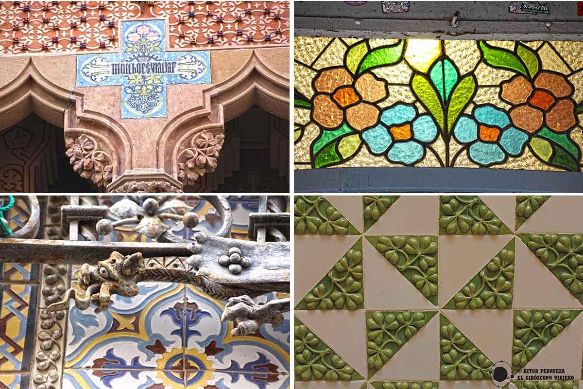 Fotos del modernismo en Mataró