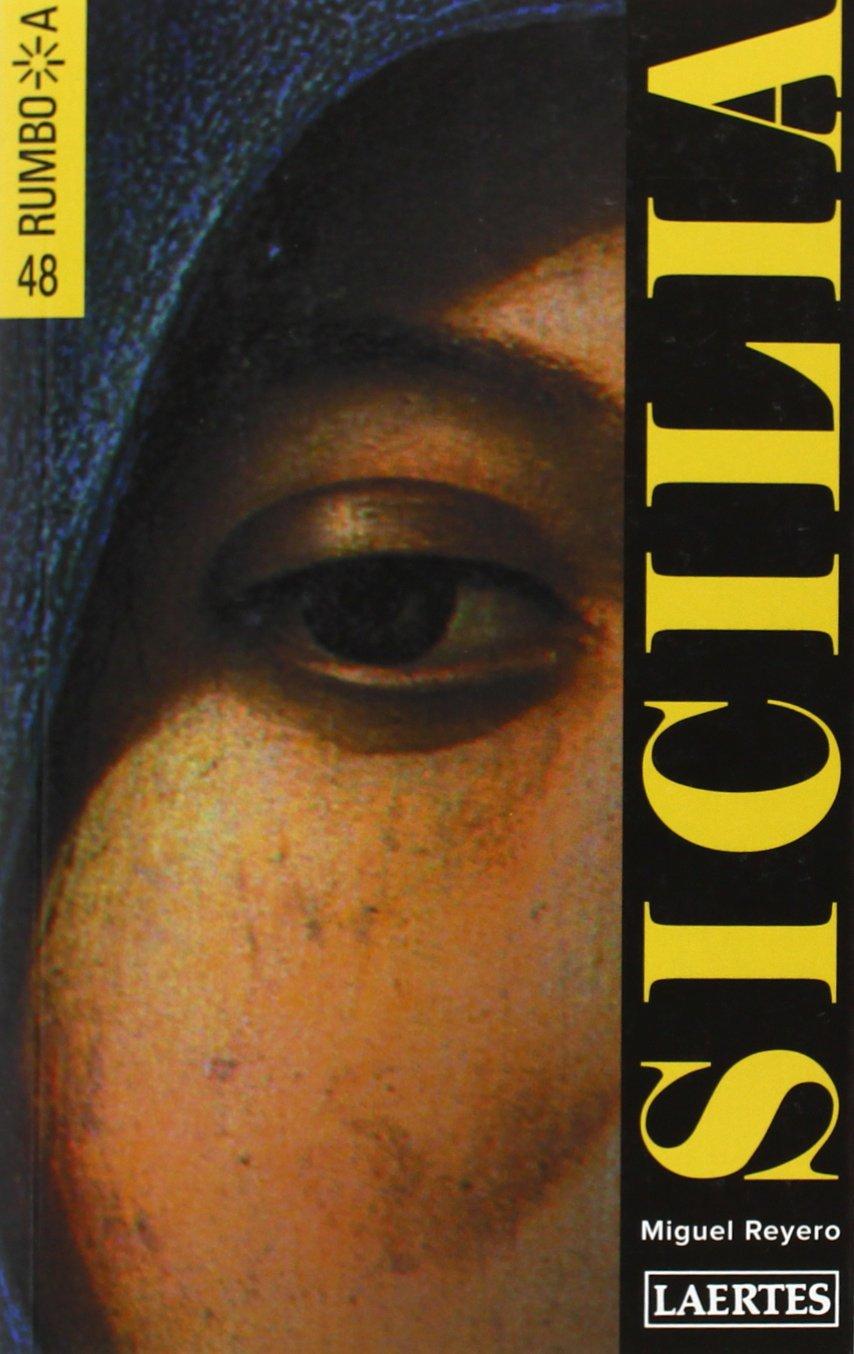 Guía de Sicilia de Miguel Reyero